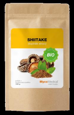 Shiitake-bio-powder